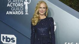Herečka Nicole Kidman sa objavila v šatách Michael Kors.