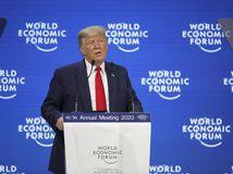 Davos  Trump