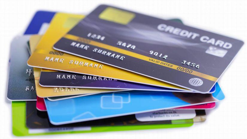 karta, kreditka