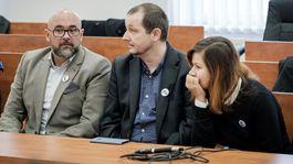 pojednávanie, Kuciak, novinári