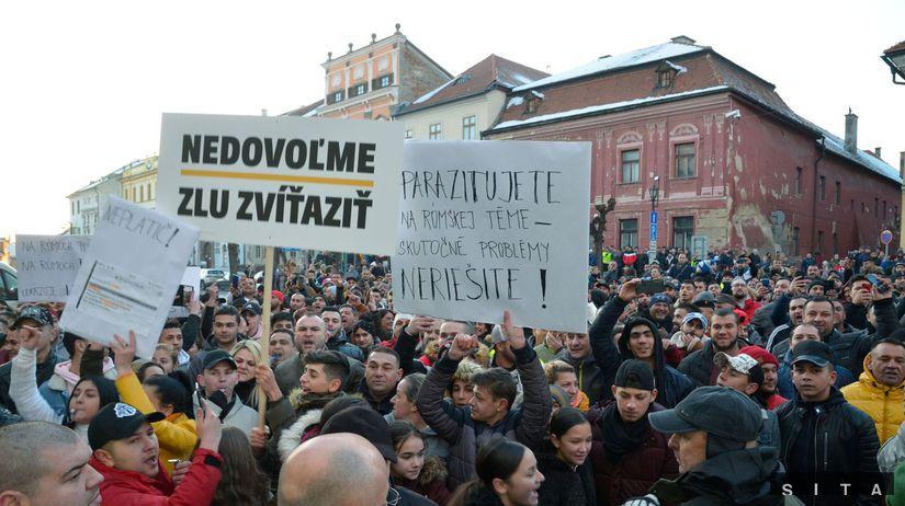 PROTEST: Postavme sa nenávisti a extrémistom