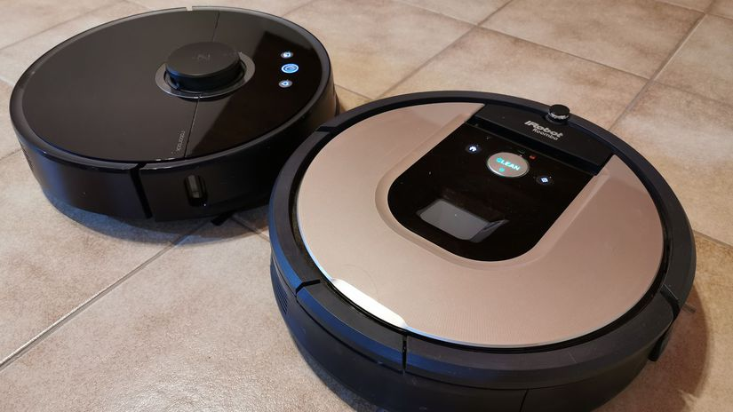 iRobot Roomba 966, Xiaomi Roborock S5