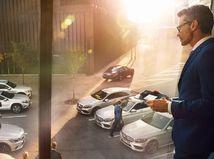 Mercedes-Benz - systém MBUX