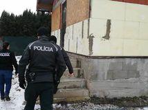 polícia krompachy