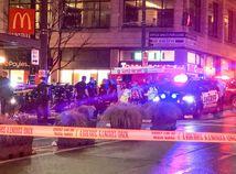 Seattle USa streľba police