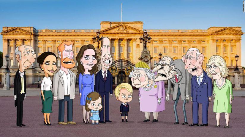 seriál the prince, the prince, britská...