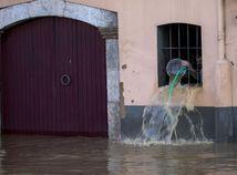 Španielsko počasie dážď sneh víchrica obete
