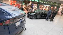Elektrosalón, autosalón elektromobilov