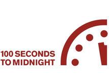 hodiny 100 sec, doomsday clock
