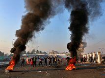 Irak Bagdad Protest