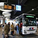 Banská Bystrica / autobus / Zvolen / SAD /