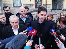 Lunter vyzval Pellegriniho na osobnú účasť na rokovaniach o doprave
