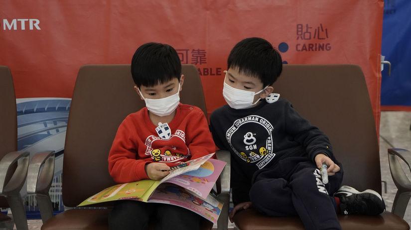 Hong Kong, koronavírus
