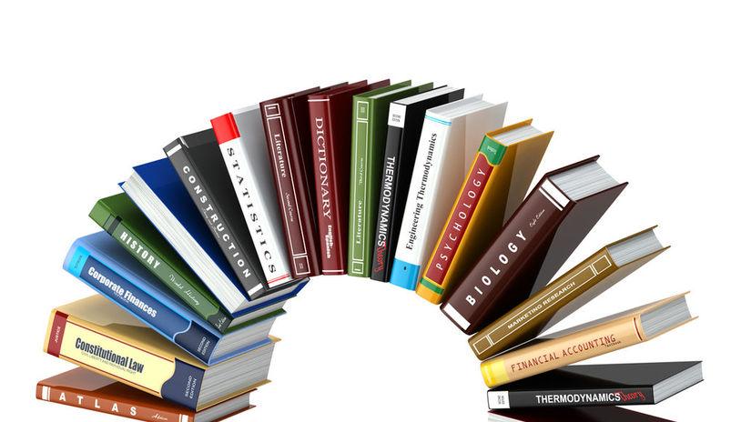 knihy, otáznik, štúdium