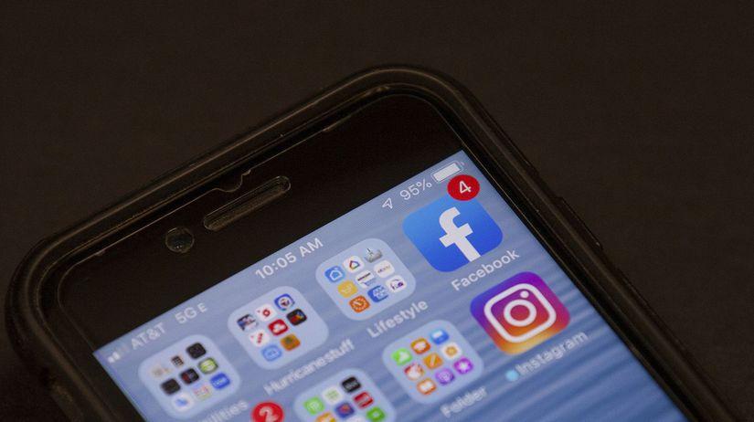 bezpečnosť / mobil / facebook /
