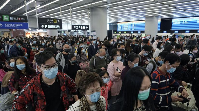 Koronavírus, Hong Kong