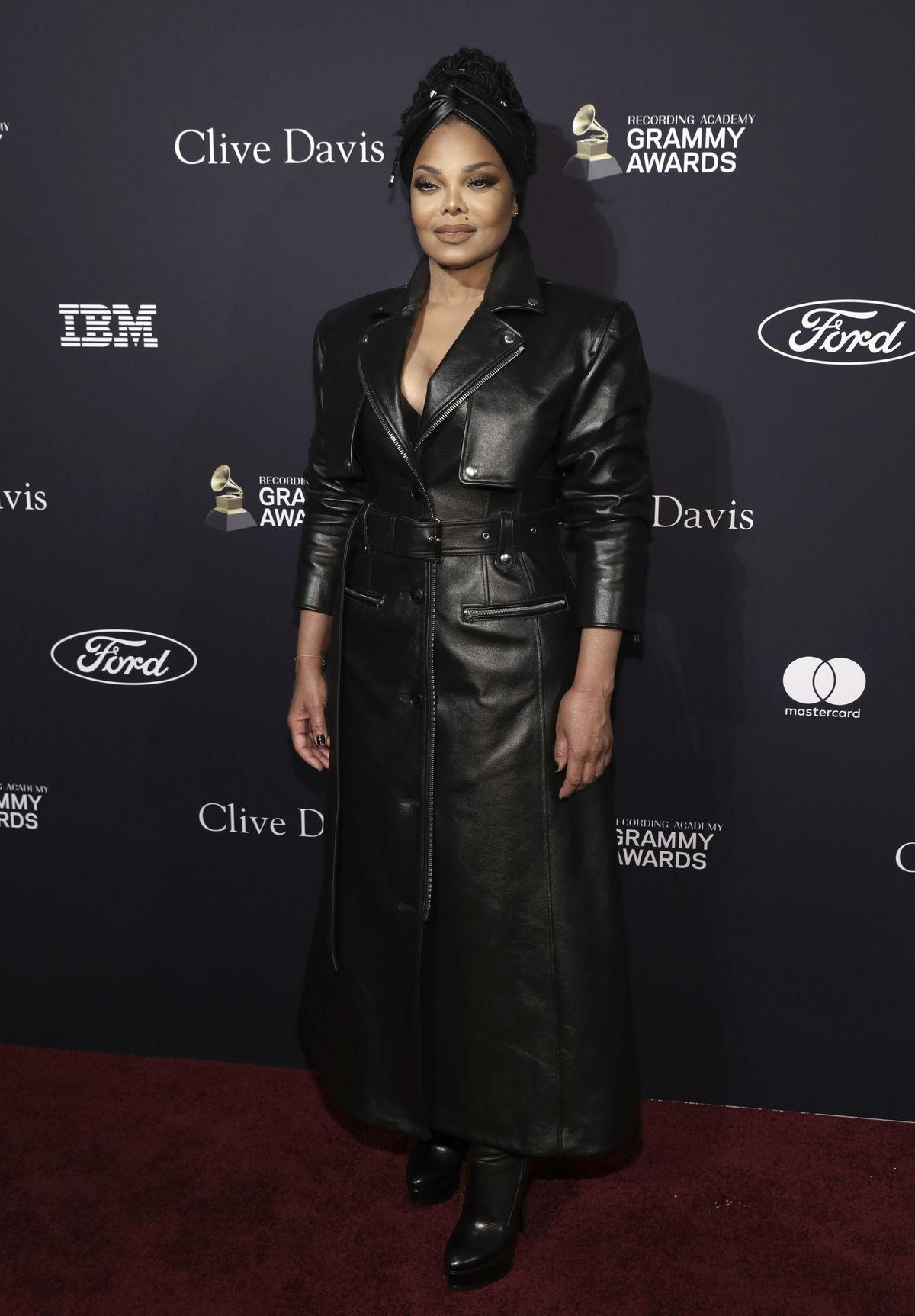 Speváčka Janet Jackson.