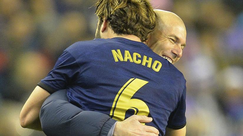Zinedine Zidane, Nacho