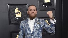 Boxer Conor McGregor.
