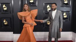 Chrissy Teigen a jej manžel John Legend.