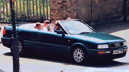 Diana, Audi 80