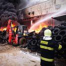 Hasičom sa podarilo lokalizovať požiar výrobnej haly v Šuranoch