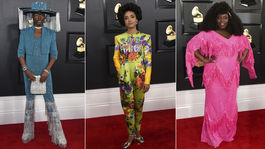 Grammy Fashion