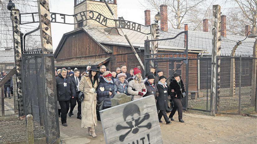 Auschwitz, holokaust, spomienka