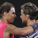 Dominic Thiem, Rafael Nadal