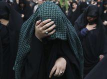 Moslim / Burka / hidžáb /