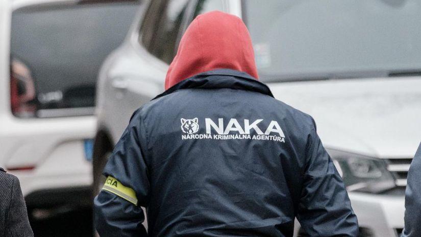 NAKA, polícia
