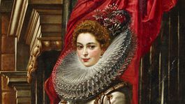 Peter Paul Rubens:  Markíza Brigida Spinoly
