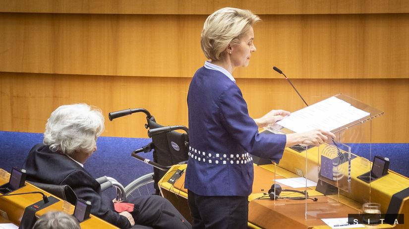 EU: Zasadnutie Európskeho parlamentu