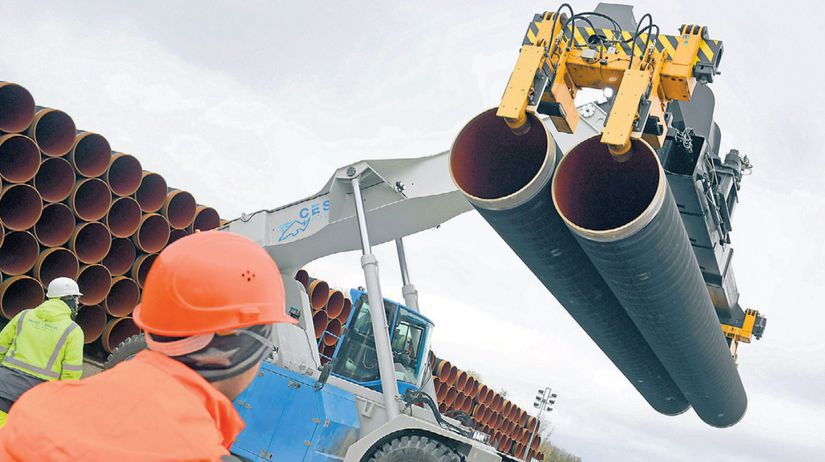 Nord Stream 2, plynovod
