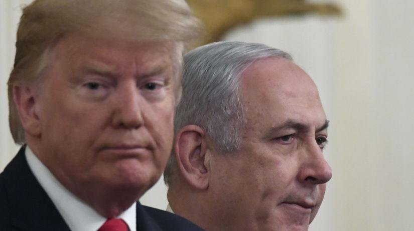Trump, Netanjahu
