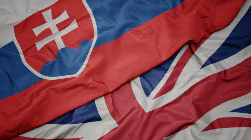 Británia / Slovensko