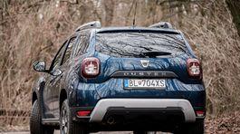 Dacia Duster 1,0 TCe Prestige - test 2019