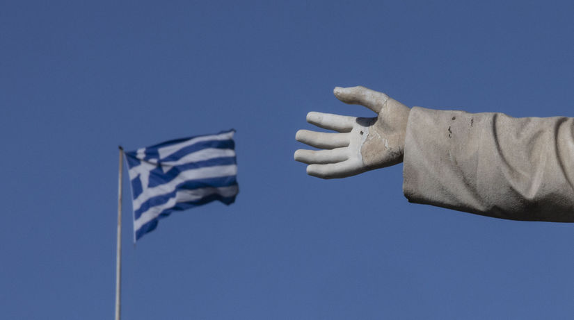 Grécko / vlajka /