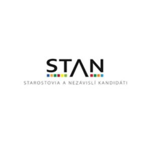 logo STAN starostovia a nezávislí