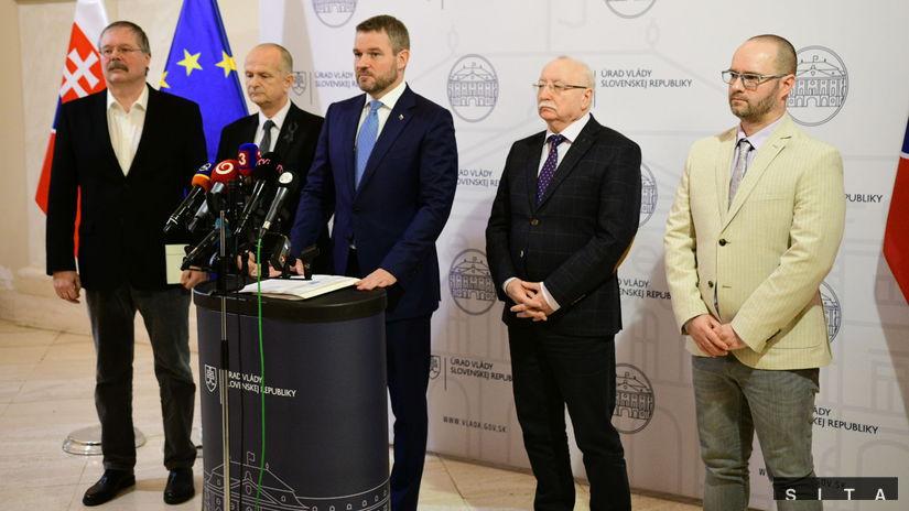 pellegrini úrad vlády  Peter Šimko Jozefa...