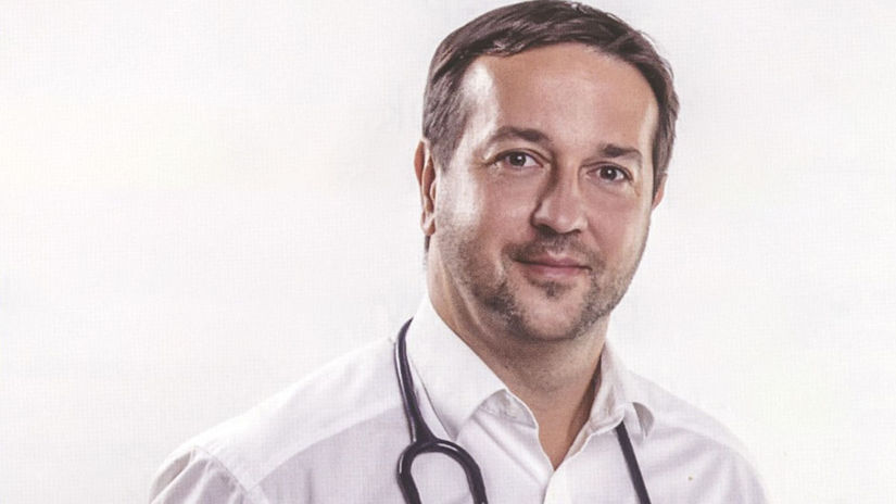 doc. MUDr. Rastislav Maďar
