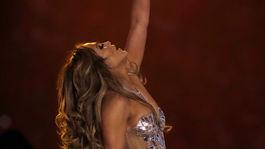 Speváčka Jennifer Lopez triumfovala na šou Super Bowl 2020.