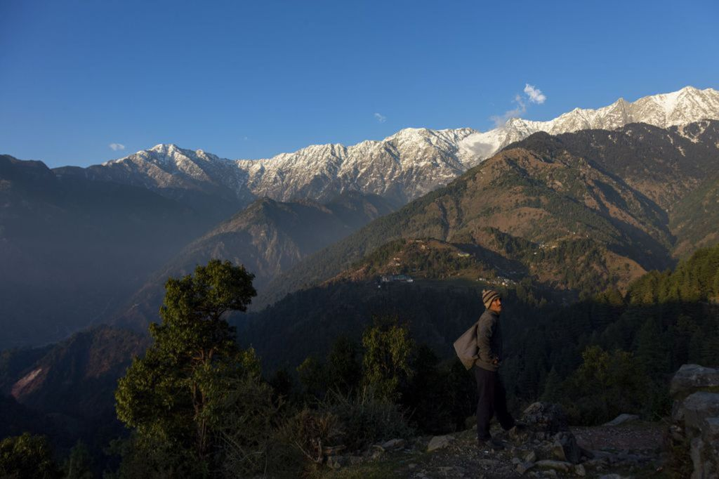 India, hory, Himaláje