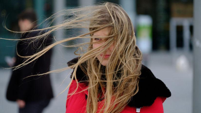 počasie vietor