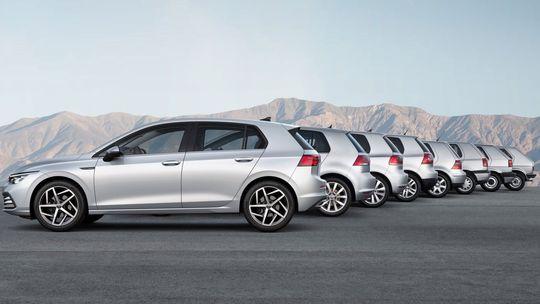 Je VW Golf na 'odstrel'? Ôsma generácia je možno posledná
