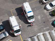 pocasie, teplo, sanitka, ambulancia, urgentny prijem