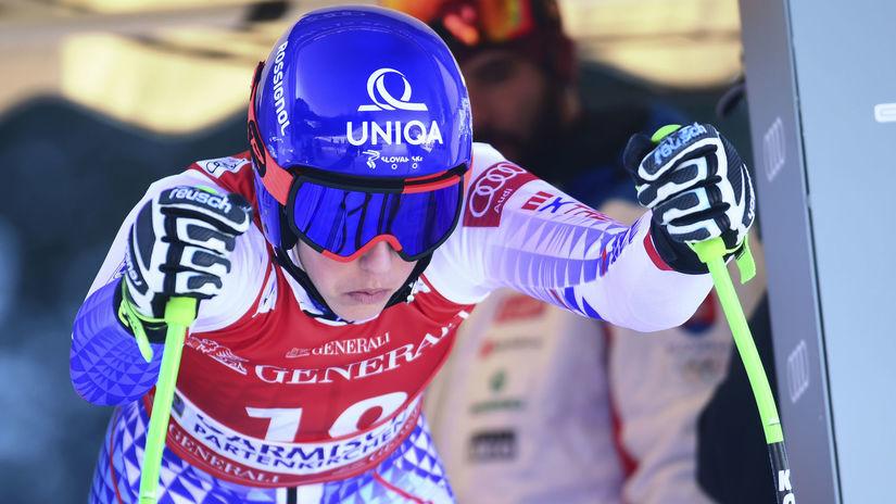 Vlhová lyžovanie