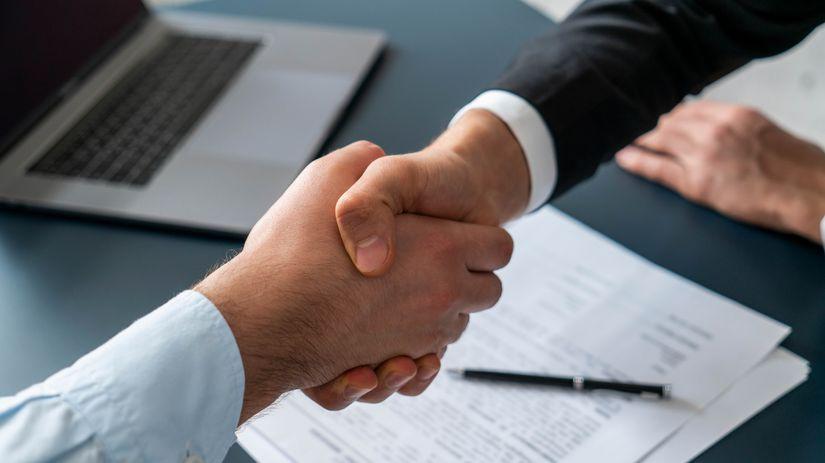 zmluva, dohoda, podpis, podanie ruky