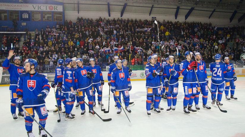 HOKEJ-KAUFLAND CUP: Slovensko - Rusko