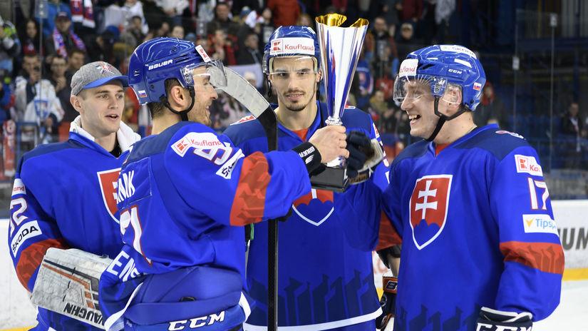 SR Hokej Kaufland Cup Rusko POX